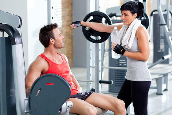 Discuter salle musculation
