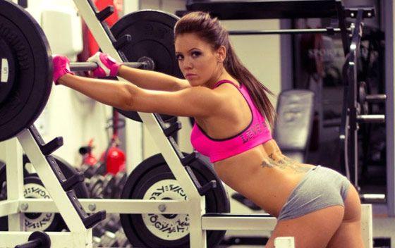 Gym girl belles