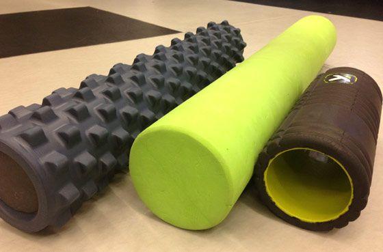 3 Foam roller