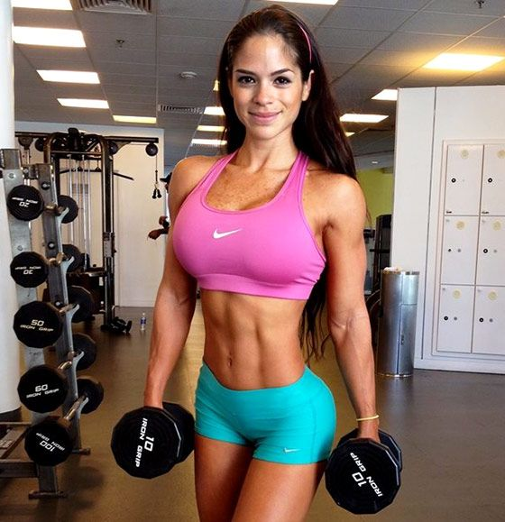 Michelle Lewin fitness