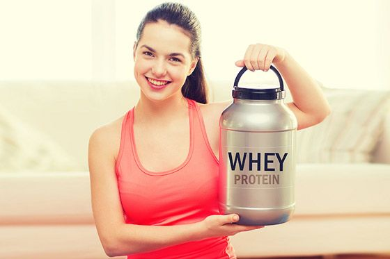 Parents whey protéine