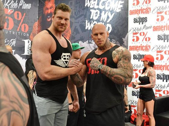 Richters & Martyn Ford