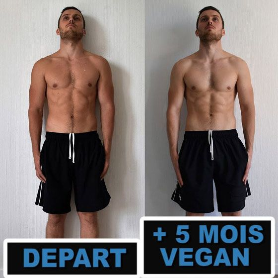 Musculation vegan