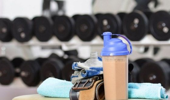 Whey après musculation