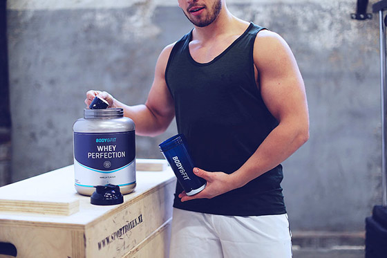 Whey Perfection BodyandFit
