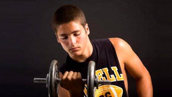 Musculation adolescents - Jeune intermittent musculation ...
