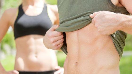 musculation de régime flexible