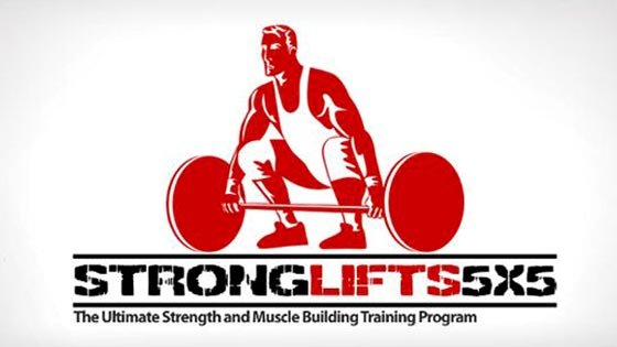 Programme StrongLifts 5x5