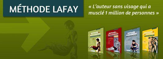 Lafay exercices de musculation chez soi sans mat riel for Exercice de musculation chez soi